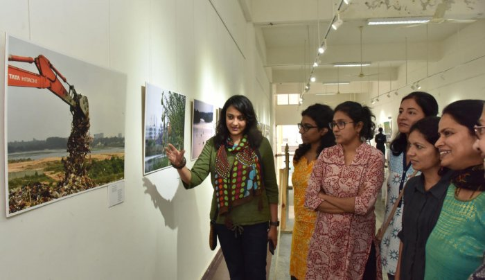 Citizens' role in saving lakes on display