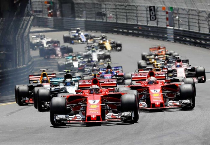 F1 cars to lose their 'shark fins'