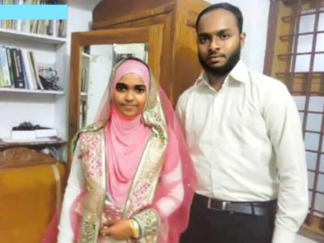 No one forced me to convert, want to be with husband: Hadiya