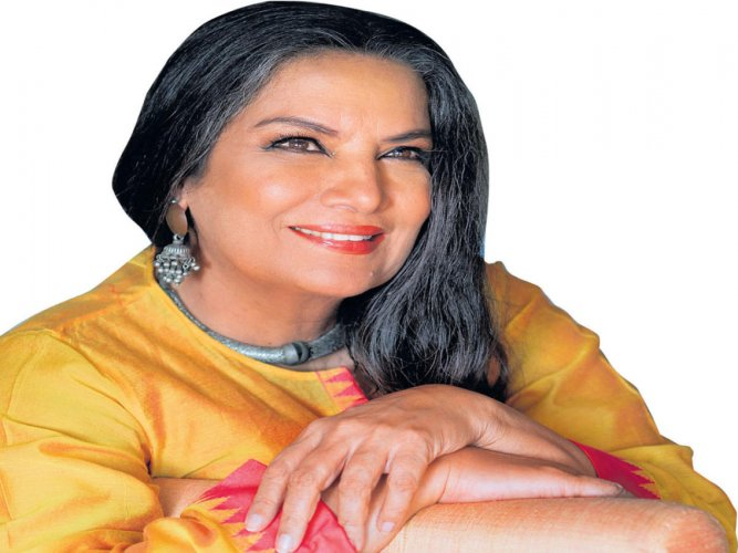 Country is witnessing hyper-nationalism today: Shabana Azmi