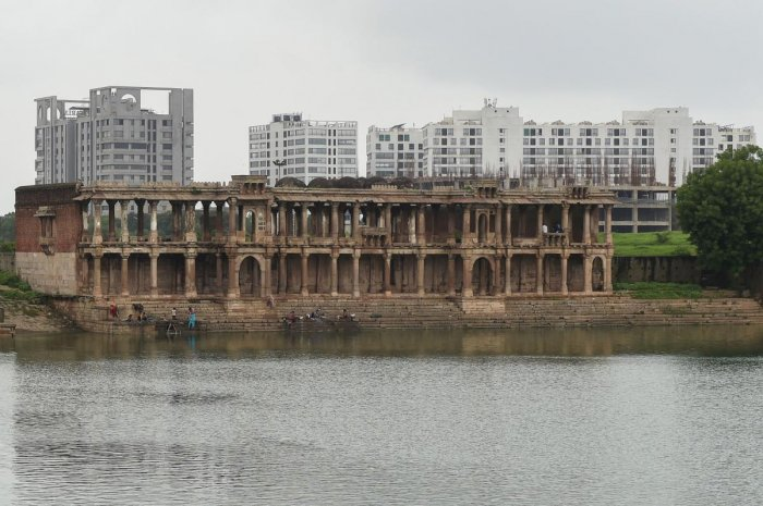 Ahmedabad races to save icons