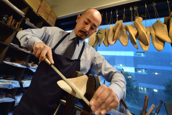 Japan fills its boots with bespoke shoes