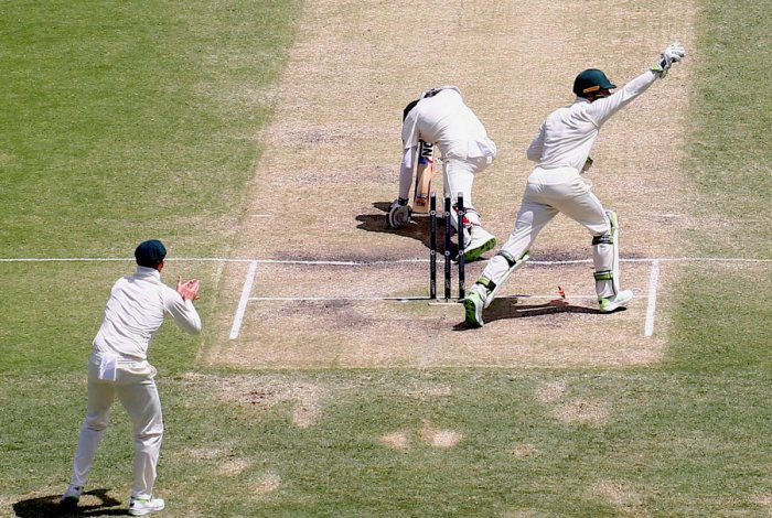 England fans irked by 'shoddy-line' decision