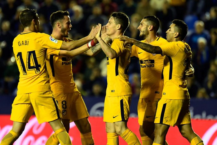 Atletico post biggest win of season