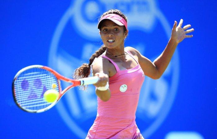 WTA show helped my confidence grow: Ankita