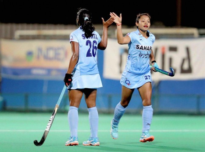 Indian eves in tricky group for 2018 WC