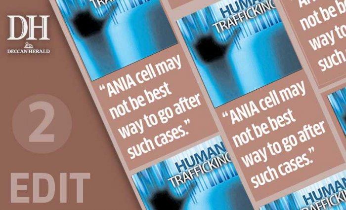 Human trafficking: address root causes