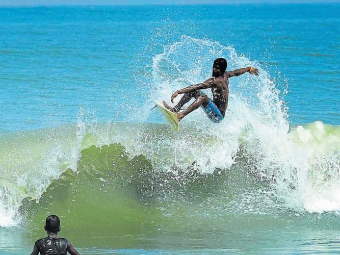 Mangalore among port cities of the world that would witness sea level rise: NASA