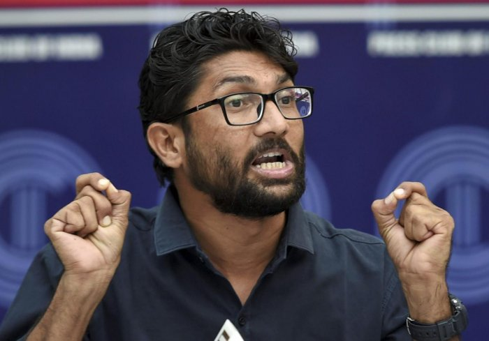 Jignesh Mevani to contest as Independent with Cong's support