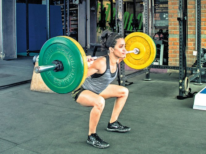 Weightlifting ushers in new era