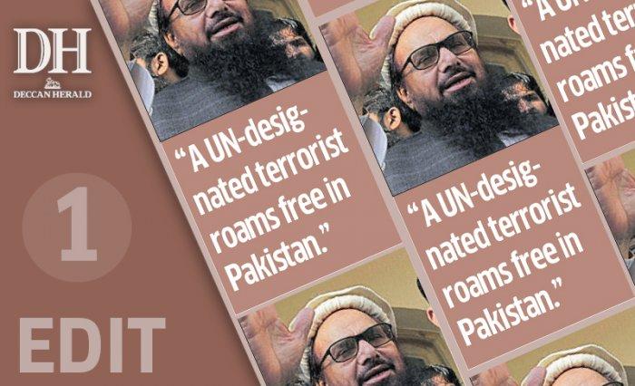 Pak duplicity on Saeed will haunt it