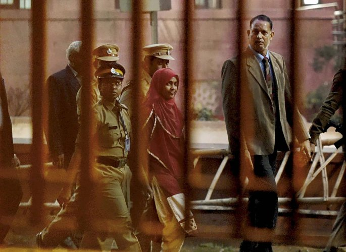 SC sets Hadiya free from parents' custody