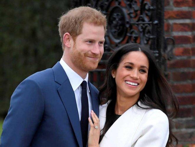 Prince Harry says 'stars were aligned' when he met Meghan
