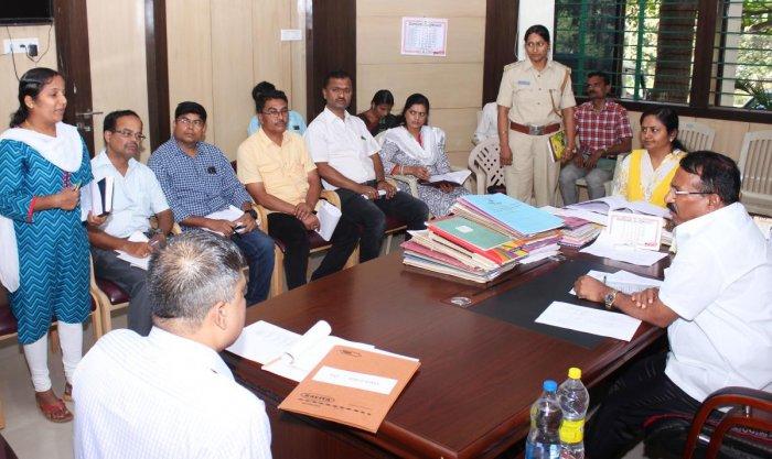 BJP leaders harming morale of police: Timmapur
