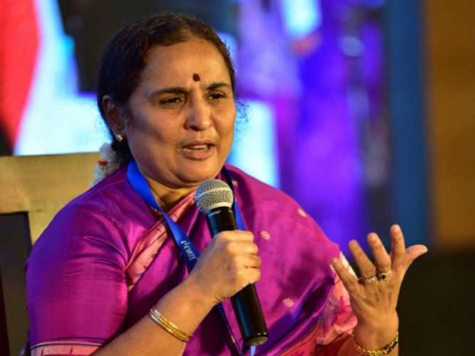 Ratna Prabha is state's third woman chief secy
