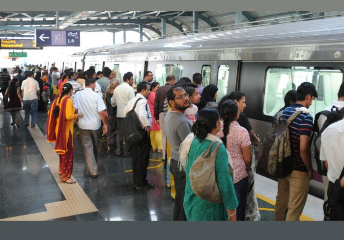Fine for losing metro token cut to Rs 200