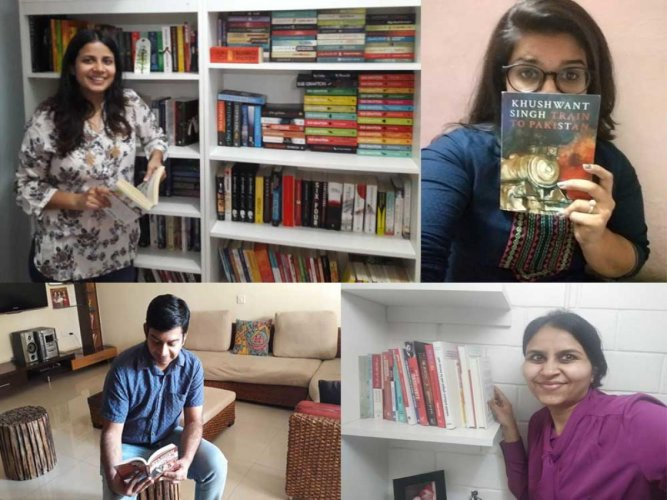 Free book-sharing service delivers to your doorstep