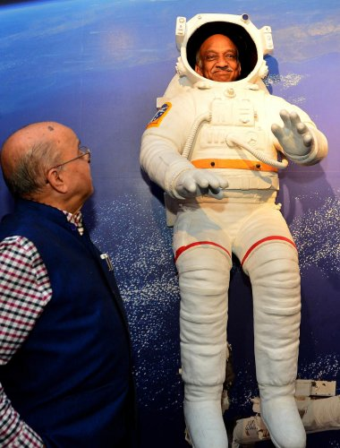 Renovated gallery highlights India's achievements in space