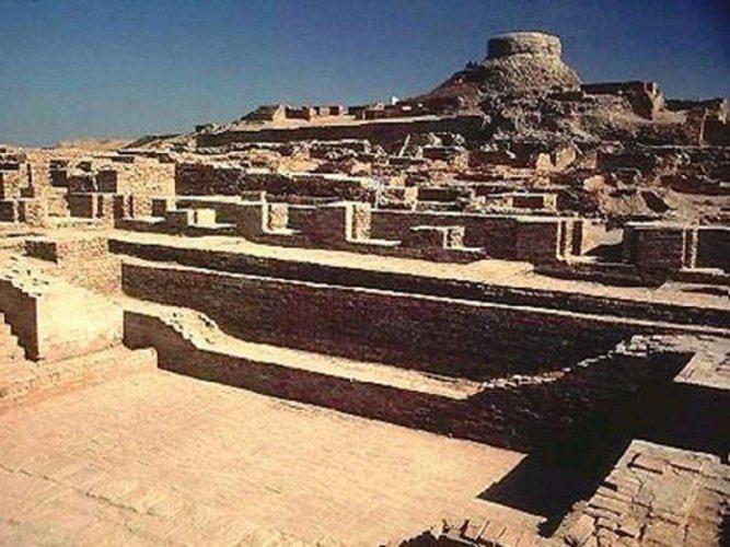 'Indus civilisation did not develop around flowing river'