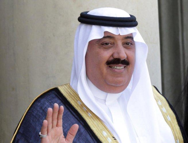 Senior Saudi prince freed in $1bn settlement agreement