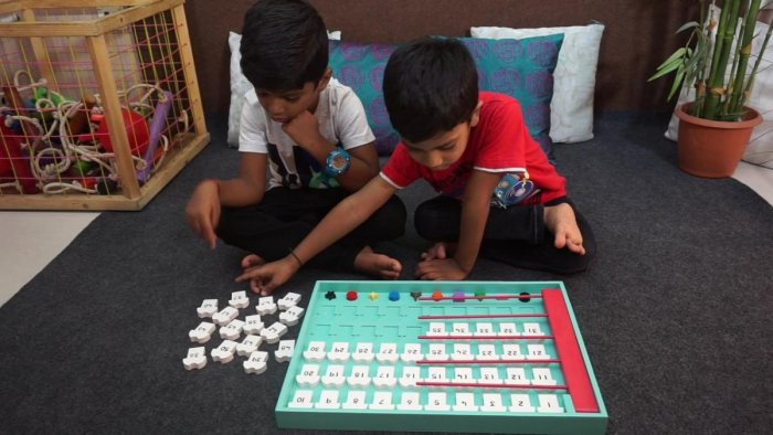 How play helps learning