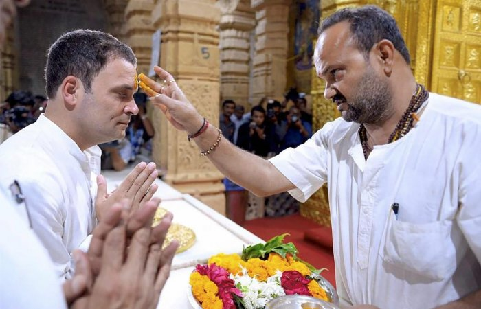 Why is BJP unable to ignore Rahul?