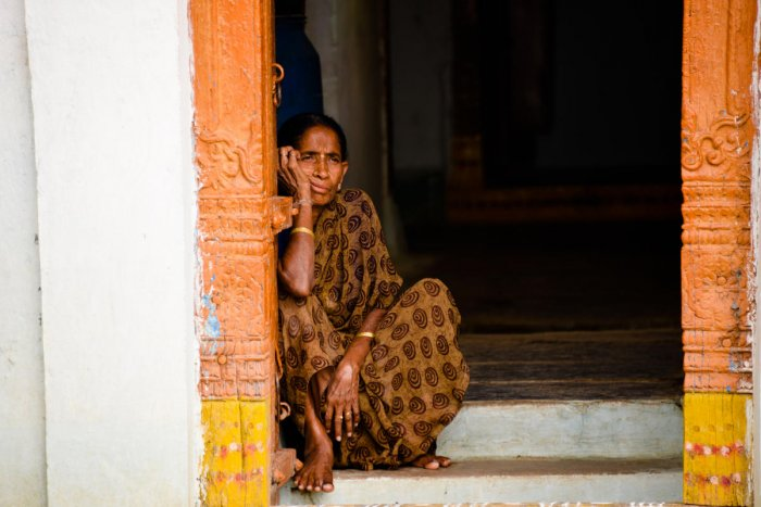 Old and lonely in new India