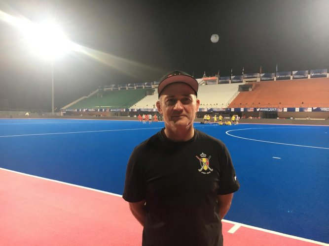 Belgium eager to gain big-match experience