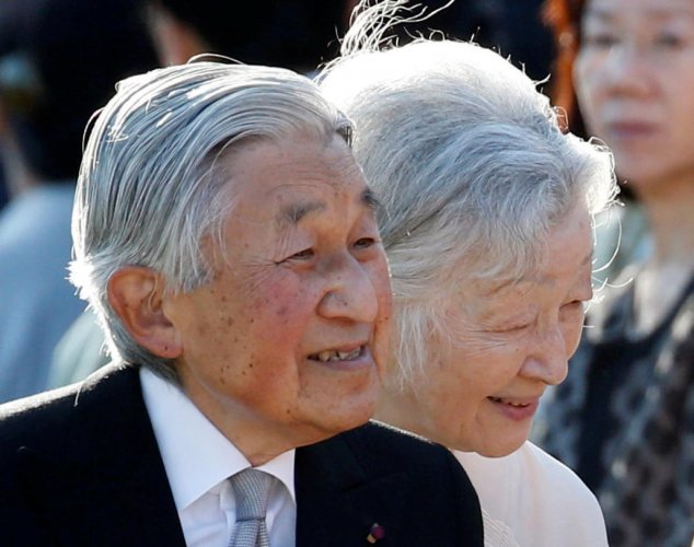 Japan emperor to cede all public duties after abdication