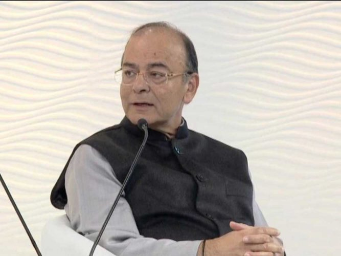 Achieving 10pc growth rate is challenging: Jaitley