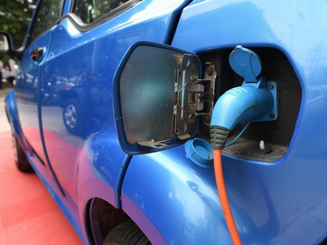Karnataka govt to bring action plan for electric vehicles policy