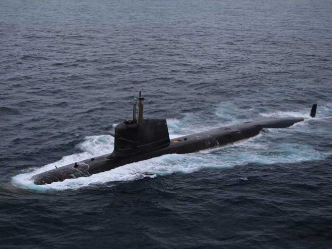 After 2 decades, Indian Navy to commission submarine Kalvari on Dec 14