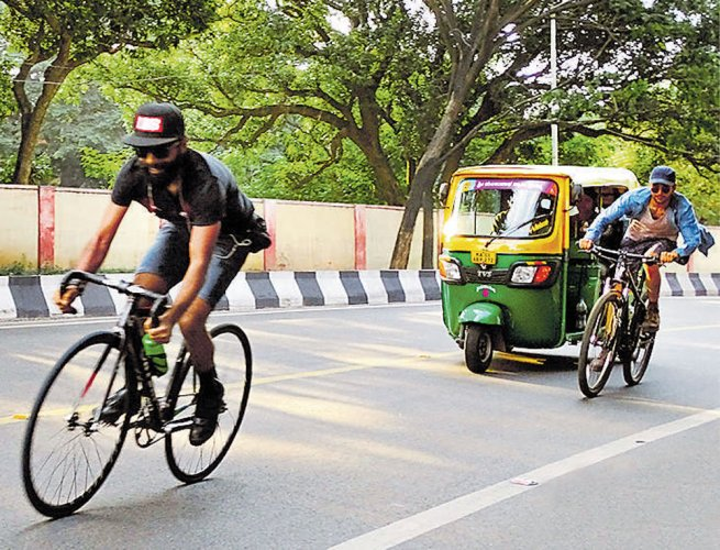 City to have 'Trin Trin' style cycling lanes