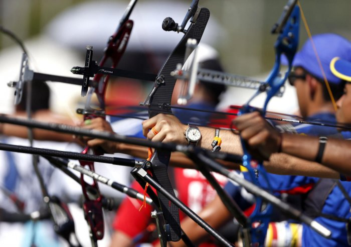 Indian archers shine in Asian meet