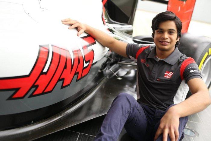 Arjun set for new challenge in Formula2