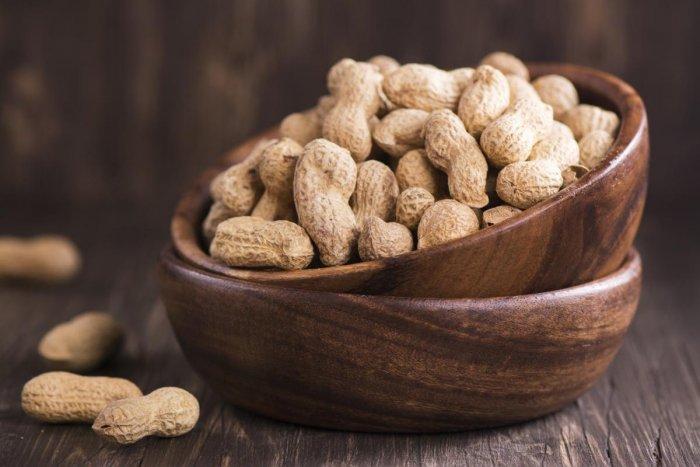 A nutty affair