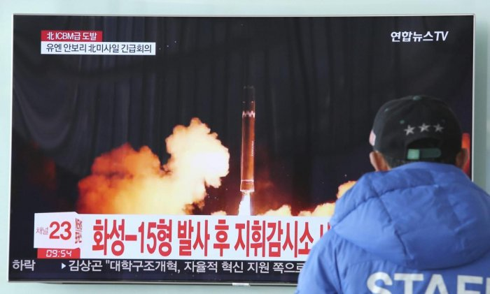N Korea's new missile could reach Washington