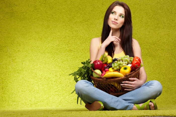 Eat veg to lose weight