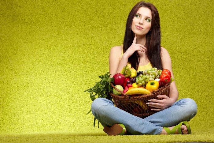 Eat veg to lose weight