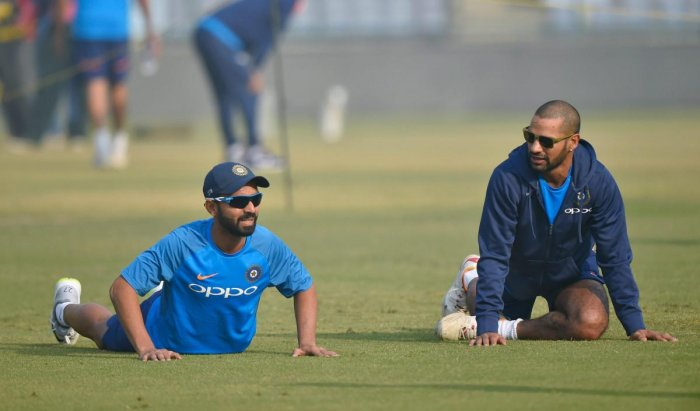 India look to sign off on a high