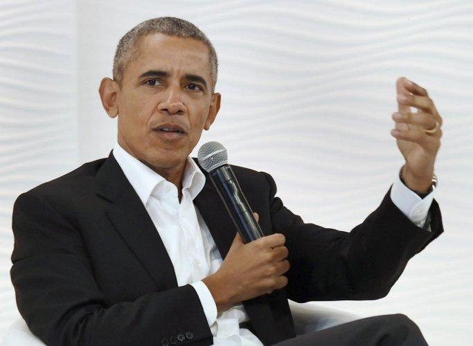 India needs to cherish and nurture its Muslims: Obama