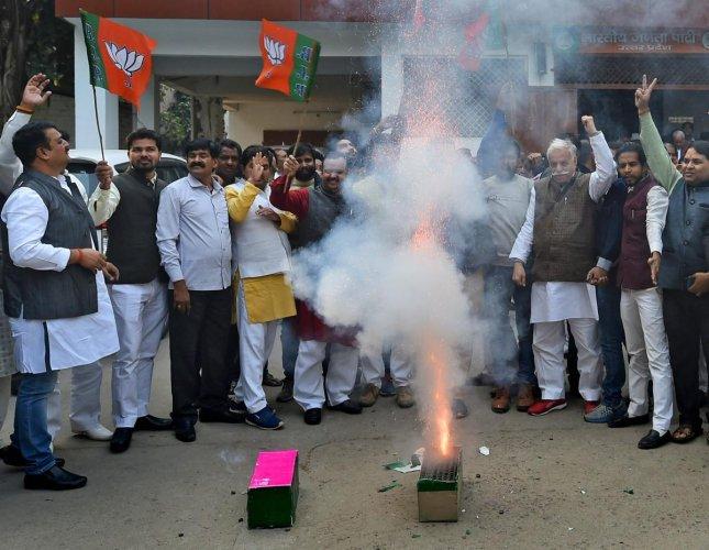 BJP's Sanyukta Bhatia elected Lucknow's first woman mayor