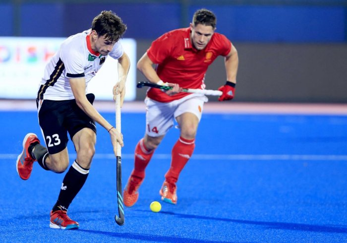 HWL: Germans begin with a win, beat England 2-0