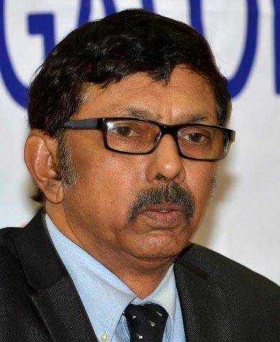 A Surya Prakash receives second term as Prasar Bharati chairman