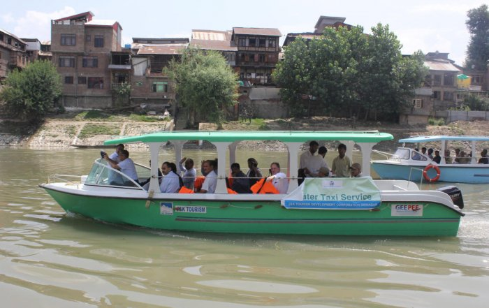 Breathing life into old water transport project in Valley