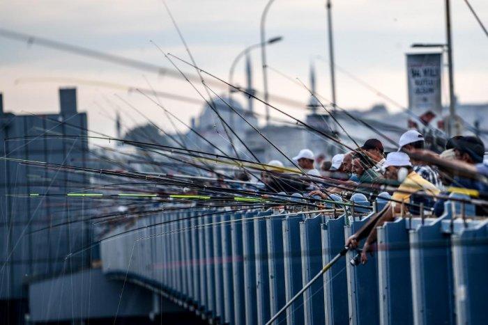 Anglers keep up tradition despite stocks alarm