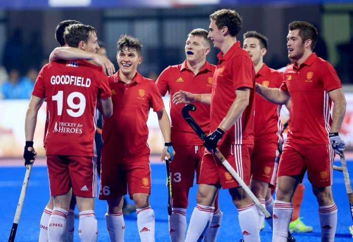 HWL: Battling India go down to England