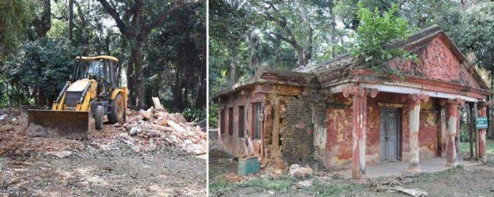 Desperate heritage rescue
