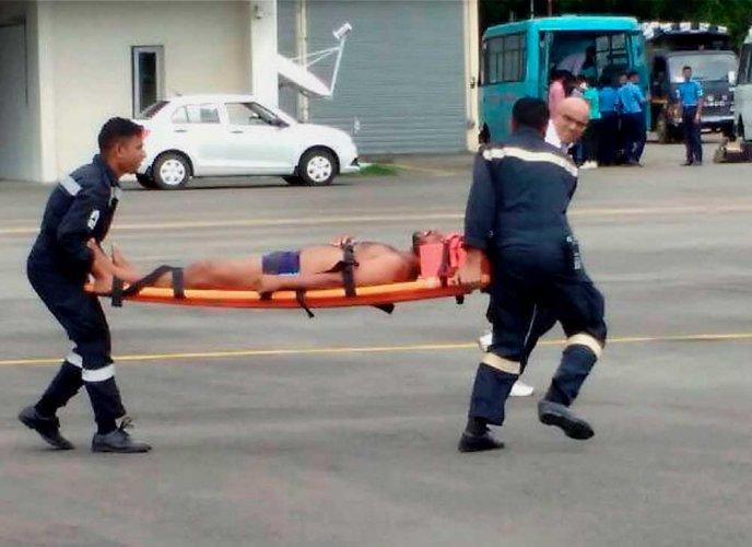 Fishermen back from brink of death