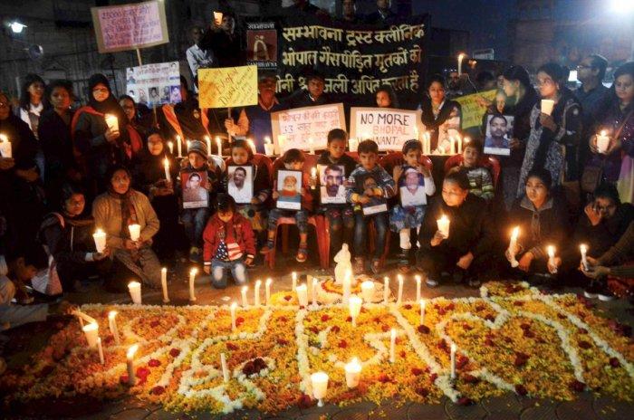 Thirty three years of Bhopal tragedy